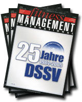 Cover von Fitnessmanagement International 	fitness Management International - Ausgabe 6/2008
