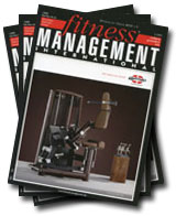 Cover von fitness Management International - Ausgabe 01/2009
