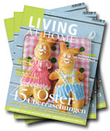 Cover von Living at Home 	Living at Home - Ausgabe 03/2010