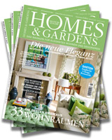 Cover von Homes and Gardens - Ausgabe 05/2015