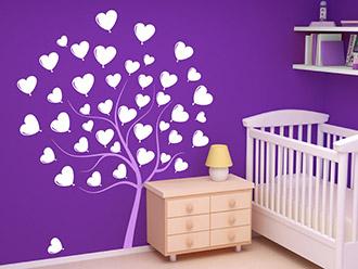 wandtattoo babyzimmer s e baby motive. Black Bedroom Furniture Sets. Home Design Ideas