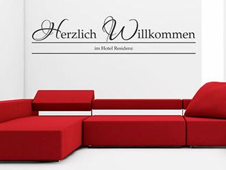 hotel wandtattoo motive wandtattoos f r hotels wandgestaltung. Black Bedroom Furniture Sets. Home Design Ideas