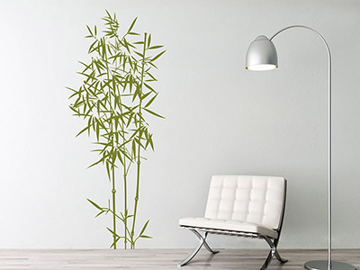 Wandtattoo b ume pusteblumen gr ser pflanzen for Pflanzen deko wand