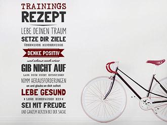 Wandtattoo Sport Fitness Motivation Spruche Wandtattoos De