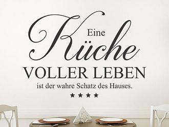 Wandtattoo Sprüche für die Küche   Essen & Trinken   Wandtattoos.de