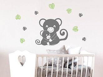Wandtattoo Babyzimmer   süße Baby Motive   Wandtattoos.de