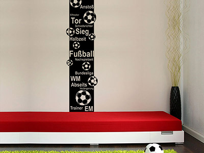 wandbanner kinder wandtattoo kinderzimmer wand gestalten. Black Bedroom Furniture Sets. Home Design Ideas