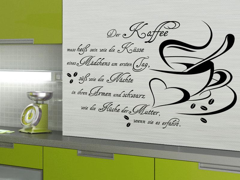 Einzigartig Wandbilder Küche Kaffee