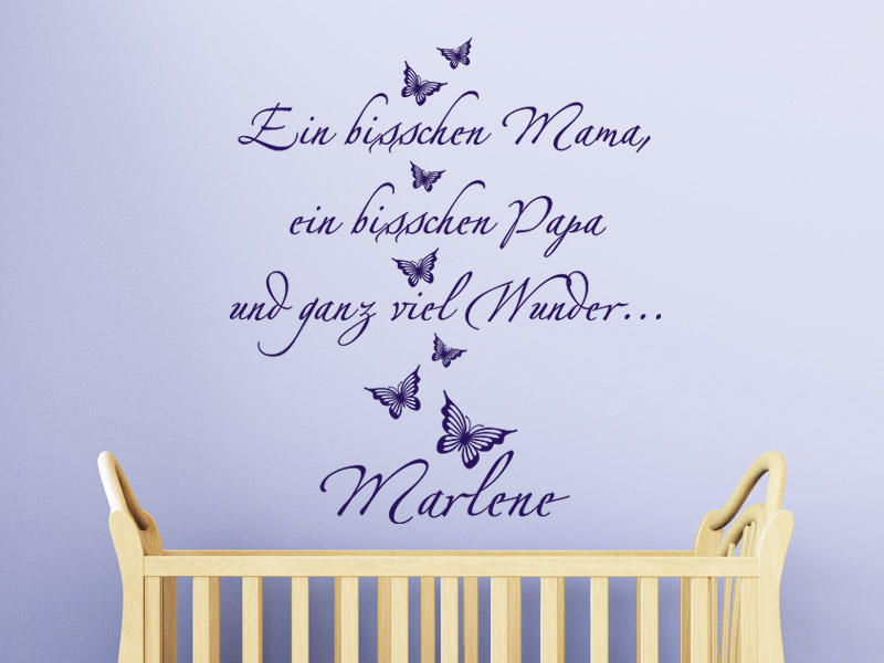 Wandtattoo babyzimmer  Wandtattoo Babyzimmer | Badezimmer Ideen 2012