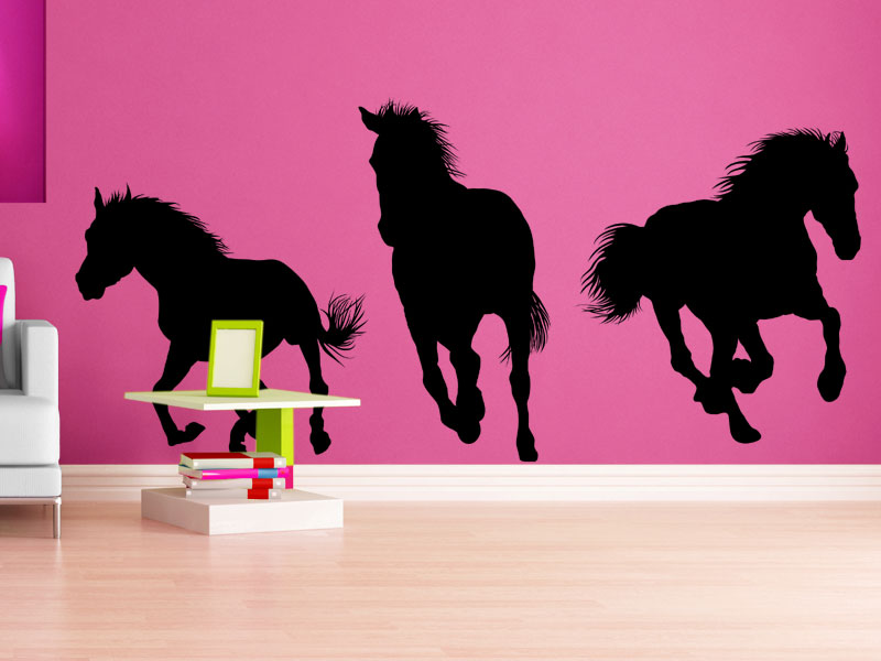 wandtattoo pferde wandtattoo pferd wandtattoos pferde galopp