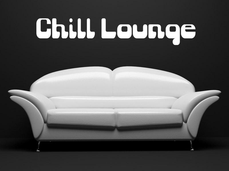 Wandtattoo Chill Lounge Wandtattoos De