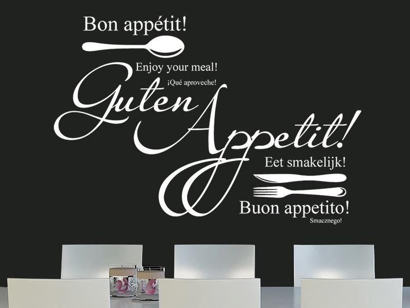 französisch bon appetit