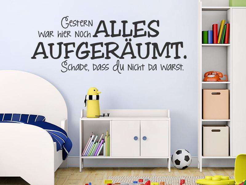Wandtattoo Jugendzimmer | Motive für Jugendliche ...