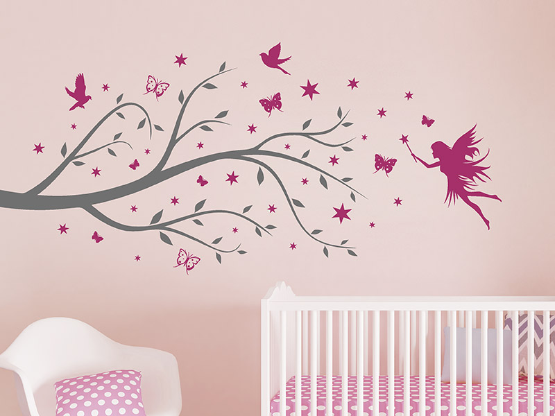 Wandtattoos Furs Kinderzimmer Motive Fur Kinder Wandtattoos De