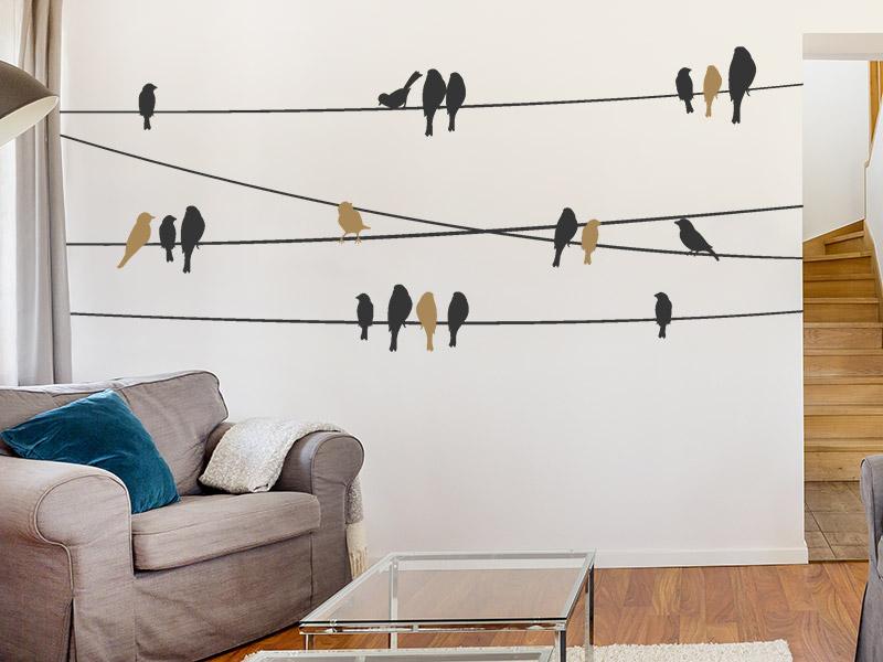 wandtattoo auf rauer tapete reuniecollegenoetsele. Black Bedroom Furniture Sets. Home Design Ideas