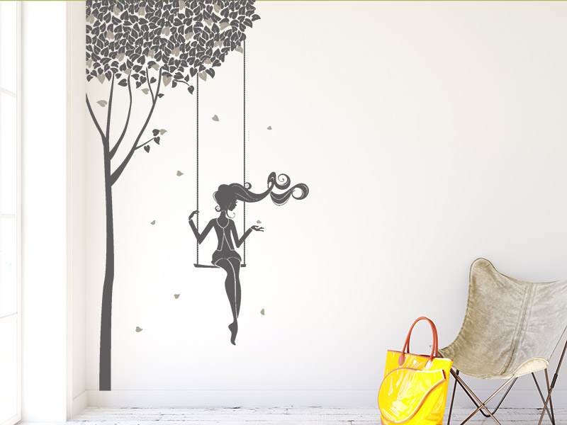 romantischer Baum