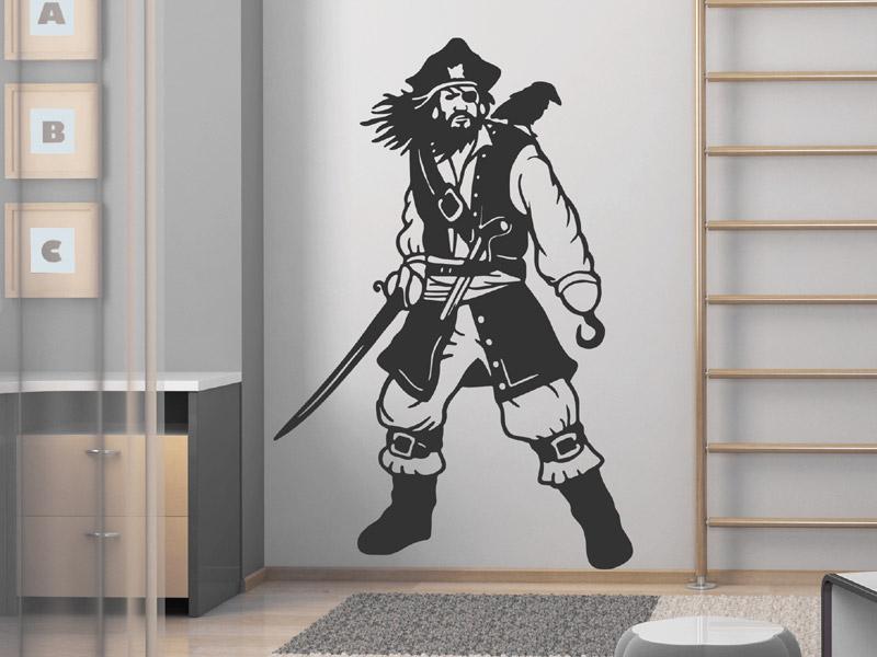 Kinderzimmer Pirat : Unsere Wandtattoos bei CREATIVE international – Ausgabe Sommer 2010