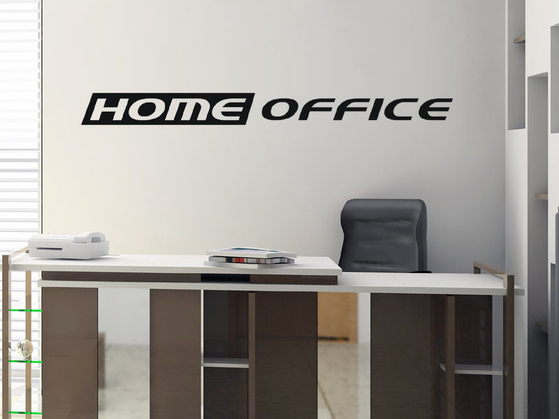 Wandtattoo Home Office Wandtattoos De
