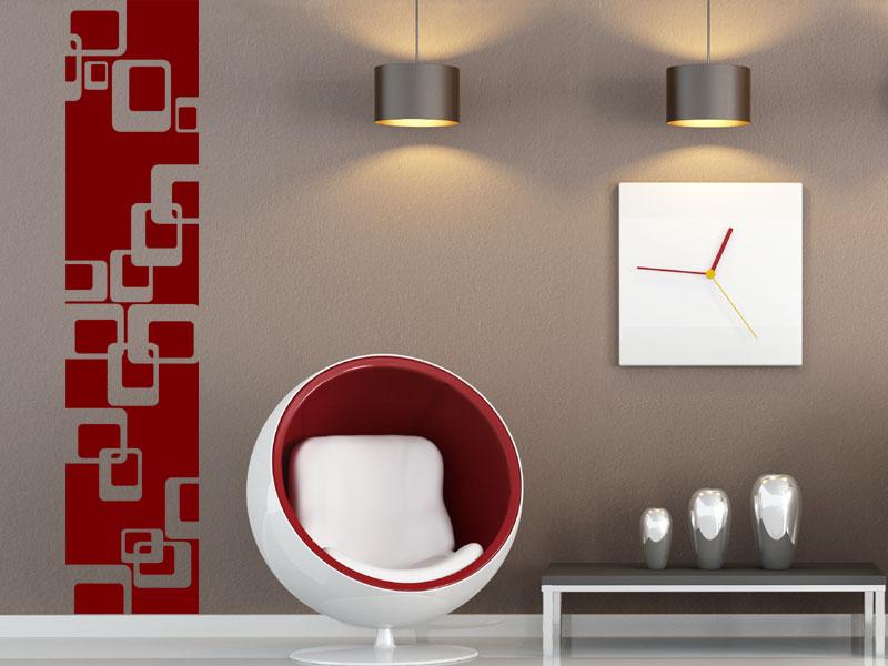 wandgestaltung wohnzimmer grau rot ? dumss.com - Wandgestaltung Wohnzimmer Grau Rot
