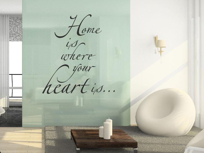 Wandtattoo Home wandtattoo home is where your is wandtattoos de