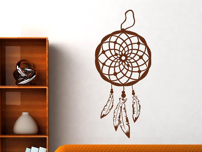 wandtattoo traumfaenger tattoos. Black Bedroom Furniture Sets. Home Design Ideas