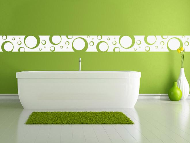 wandtattoo bord re seifenblasen f rs bad. Black Bedroom Furniture Sets. Home Design Ideas