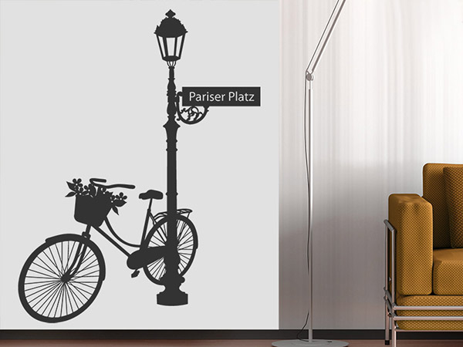 wandtattoo pariser platz reuniecollegenoetsele. Black Bedroom Furniture Sets. Home Design Ideas
