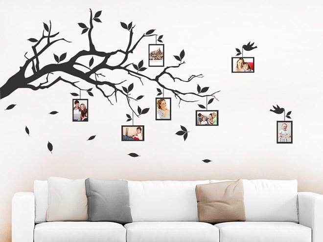 wandtattoo ast mit fotos bei. Black Bedroom Furniture Sets. Home Design Ideas