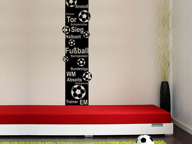 Kinderzimmer Tapeten Fu?ball : Pin Fu?ball Kinderzimmer Ein Echter Heimvorteil Zur Em on Pinterest
