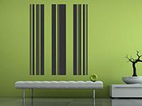 wandbanner retro cubes wandbanner cubes retro banner bei. Black Bedroom Furniture Sets. Home Design Ideas