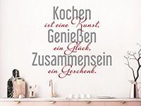 Wandtattoo Küche | Küchentattoo Ideen | Wandtattoos.de