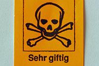 Piktogramm giftig
